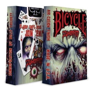 Bicyle Zombified