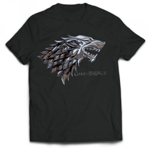Game Of Thrones Stark Logo